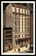 Hotel Flanders  47-48 Th Street New York > New York City      Ref 2680 - Manhattan