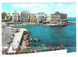 BEIRUT - MINET EL HONS - VIAGGIATA 1964  - (889) - Libano