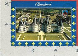 CARTOLINA VG FRANCIA - CHAMBORD  - Le Chateau - 10 X 15 - ANN. 1988 - Chambord
