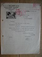 ZUTPHEN 1939 - P.L. DULLAERT - Afdeeling Wapens En Ammunitie - Pays-Bas