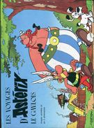 Goscinny & Uderzo Les Voyages D'asterix Le Gaulois Livre A Systeme Ed Age D'or - Astérix