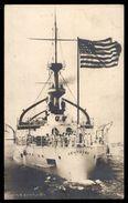 RPPC-----  U.S.S. Kentucky  Rotograph   Ref 2680 - Warships