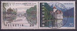 SUIZA 1998 Nº 1597/98 USADO - Schweiz