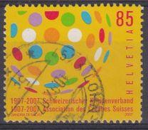 SUIZA 2007 Nº 1942 USADO - Usados