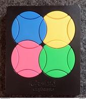 Taquin - Pousse Pousse - CASINO Cafétéria - 4 Couleurs - Brain Teasers, Brain Games