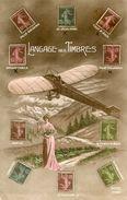 TIMBRE(AVIATION) - Briefmarken (Abbildungen)
