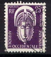 AOF - S6° - MASQUE - A.O.F. (1934-1959)