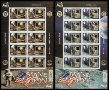 SALE!!! ISLA DE MAN ISLE OF MAN INSEL MAN 2009 EUROPA CEPT 2 Sheetlets MNH ** MiNr 1527+1529 22.- Euro - 2009