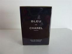 Miniature BLEU De CHANEL - Miniatures Hommes (avec Boite)