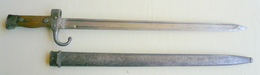 Sabre Baïonnette  Modèle 1892 Type 2 Au Même Numéro. - Armes Blanches
