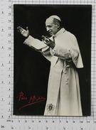 POPE PIUS XII (Eugenio Maria Giuseppe) - Vintage PHOTO POSTCARD (181-A) - Popes