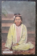 Birmanie Myanmar Burmese Lady Cpa Burma - Myanmar (Burma)