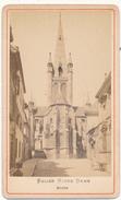 DIJON, Eglise Notre Dame - Photo CDV - Photos