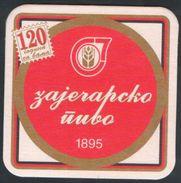 ZAJEČARSKO PIVO Bier Beer, Zaječar Serbia, Beer Mat - Portavasos
