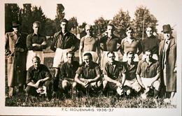 Stade Rouennais 1936-37 - Football