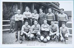 Excelsior R.T. 1936-37 - Calcio