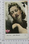 JOAN BLONDELL - Vintage PHOTO POSTCARD (215-A) - Actors