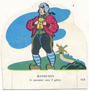 LA VACHE SERIEUSE - Le Meunier, 614 - Découpis