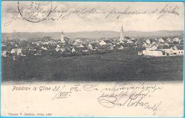GLINA - Pozdrav Iz Gline ( Croatia ) * Travelled 1902. To Osijek * Tiscara : V. Jaksica , Glina - Croatia