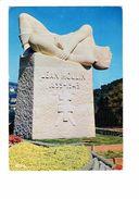 Cpm - 69 - CALUIRE ET CUIRE - Monument JEAN MOULIN - 1899-1943 - Kriegerdenkmal