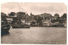 LIBERIA -  MONROVIA  Waterside - Mauvais étatt écrite - Liberia