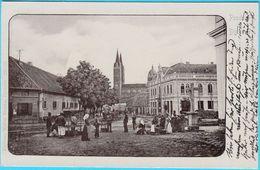 DJAKOVO - Sajmiste  ( Croatia ) * Travelled To Esseg ( Osijek ) - Croatia