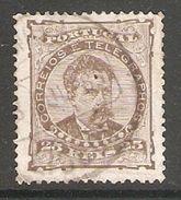 005398 Portugal 1882 25 Reis FU Perf 13.5 - 1862-1884 : D.Luiz I