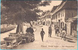 TRAVNIK - Gornja Carsija ... Der Oberstadtteil  ( Bosnia ) * Travelled To Wien * Naklada Knjizare F. Lipski , Travnik - Bosnia And Herzegovina