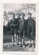 SCOUTISME - Environs MARSEILLE - 20 Petites Photos Scoutisme Entre 1940 Et 1942 - Scouting