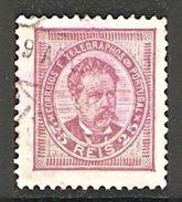 005401 Portugal 1887 25 Reis FU Perf 11.5 - 1862-1884 : D.Luiz I