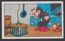 N° 137  L'apprenti Schtroumpf Smurf Puffi Schtroumpfs Ancienne Image Chromos Kwatta - Andere