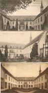Borgloon / Loze-la-Ville : Gesticht / KLooster / Pensionnat Der Zusters ----  3 Kaarten - Borgloon
