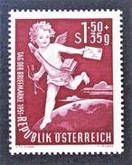 JOURNEE DU TIMBRE 1952 - NEUF ** - YT 812 - MI 972 - 1945-.... 2nd Republic