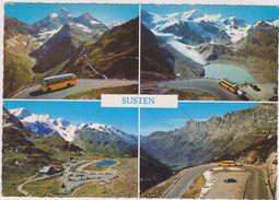 SUISSE,SWITZERLAND,SVIZZERA,SCHWEIZ,HELVETIA ,col Du Susten,2224m D'altitude,alpes Uranaise,aar,reuss - Suisse