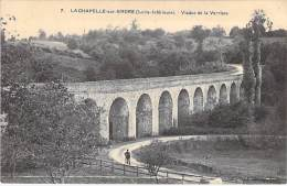 44 - LA CHAPELLE SUR ERDRE : Viaduc De La Verrière - CPA - Loire Atlantique - Other Municipalities