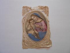Image Religieuse - Canivet AGNUS DEI - Vierge Enfant - - Images Religieuses