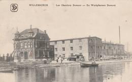 Willebroeck - 1918 - Les Chantiers Dumont - De Werkplaatsen Dumont - 2 Scan - Willebroek