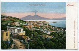NAPOLI ++ Panorama Dalla Via Tasso ++ - Napoli (Naples)