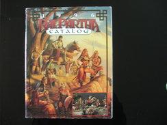 Catalogue De Figurines En Plomb Ral Partha Année 1996 - Sonstige