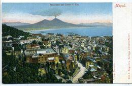 NAPOLI ++ Panorama Dal Corso V. Em. ++ - Napoli (Naples)
