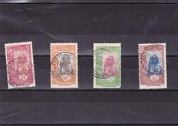 COTE DES SOMALIS : Y&T : O : 87-89-92-94 - Côte Française Des Somalis (1894-1967)