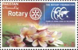 PAKISTAN MNH** STAMPS , 2016 The 100th Anniversary Of Rotary International - Pakistan
