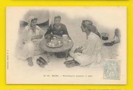 BLIDA Mauresques Prenant Le Café (P.S) Algérie - Blida
