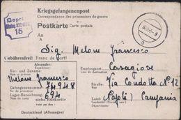 Stalag VI K Camp Représaille Guerre 39 Zweite Wältchrieg Prisonnier Disciplinaire Série 300 326 Hövelhof über Paderborn - Briefe U. Dokumente