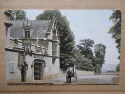 YVELINES  78     SAINT-GERMAIN -EN-LAYE    -  LE SPA FRANCAIS          ANIME   TTB - St. Germain En Laye (castle)