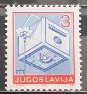 Yugoslavia, 1990, Mi: 2409C (MNH) - 1945-1992 Sozialistische Föderative Republik Jugoslawien