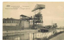 BALEN WEZEL Werkplaatsen De Elektrische Lader - Balen