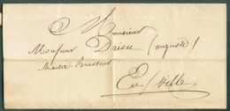 Lettre Non Affranchie De CHarleroi Le 28 Novembre 1946 Au Maitre-brasseur Drion - 12162 - Bières