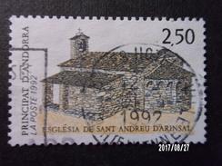N°415 Sant Andreu Darensal - Andorra Francesa