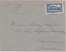 France / Maroc -  Enveloppe De CASABLANCA   Pour BORDEAUX  En 1948 - Marokko (1891-1956)